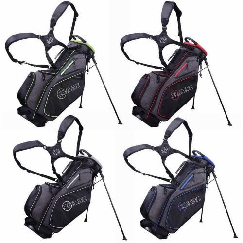 Ram Golf Premium Tour Stand/Carry Bag