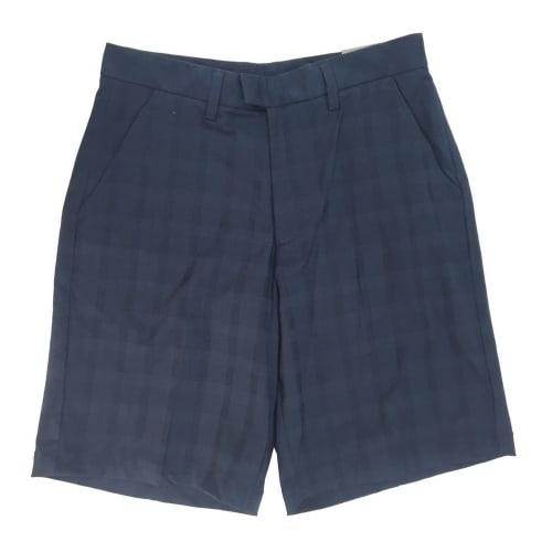Ashworth Golf Mens Check Golf Shorts
