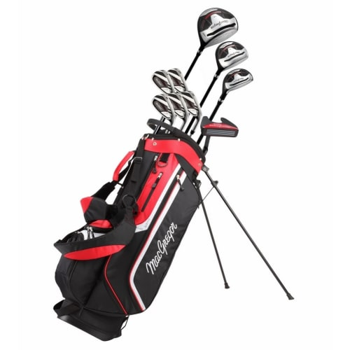 MacGregor Golf CG3000 Golf Clubs Set with Bag, Mens Right Hand, ALL Graphite