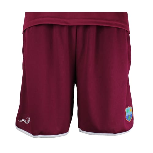West Indies Replica Junior Training Shorts