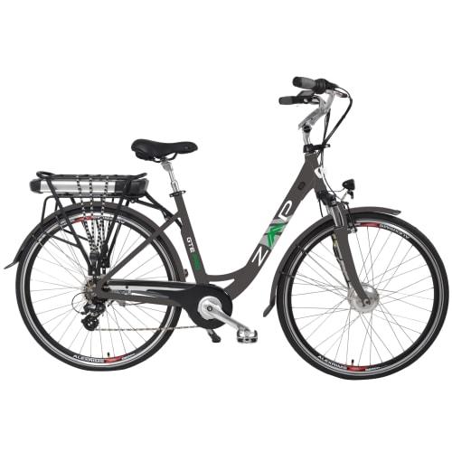ZAAP GTE Pro Step-Through Alloy eBike / Electric Bike