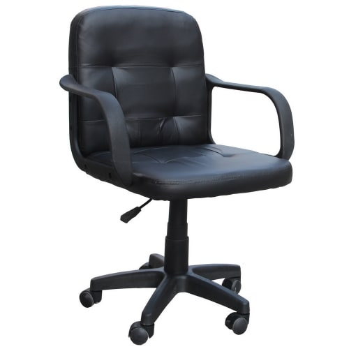 Homegear Wheeled Home Office Chair