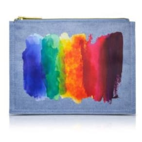 Exclusive 'Equality is Cool' cosmetic bag