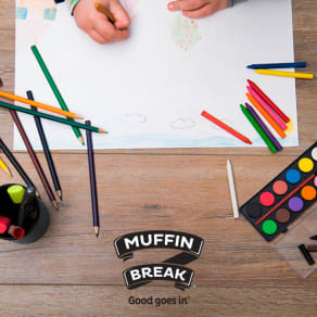 Colouring in Workshops | Muffin Break