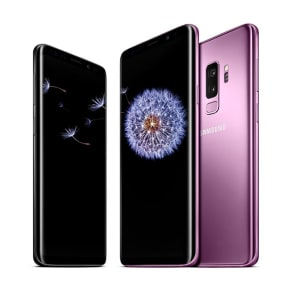 The Galaxy S9 is now at Samsung Stores