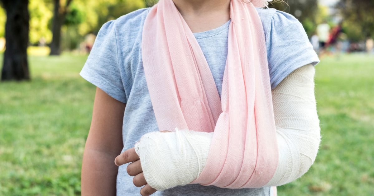 These Injuries Send 9.2 Million Kids to the Hospital Each Year | Children's Health