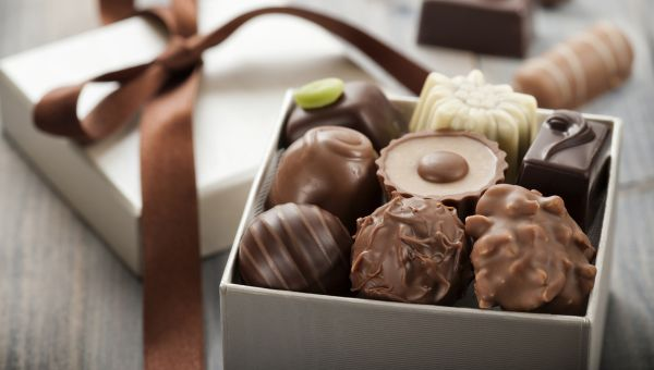 You may have a sensitivity to chocolate