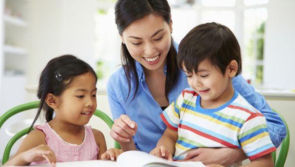 Parental Support Helps