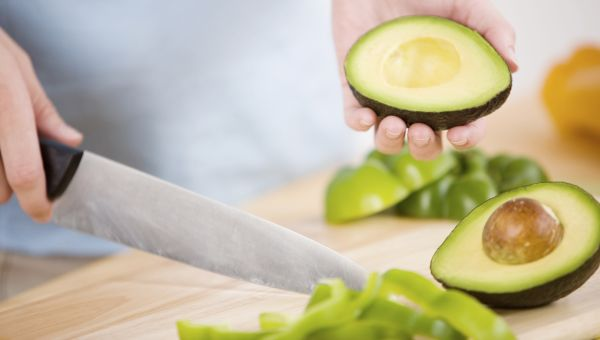 Swap: Butter for Avocado