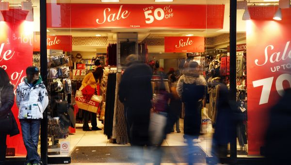 "Retail trap: Offer sneaky holiday ""bargains"""