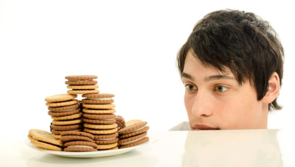 5. Keep sugary snacks out of your house and office.