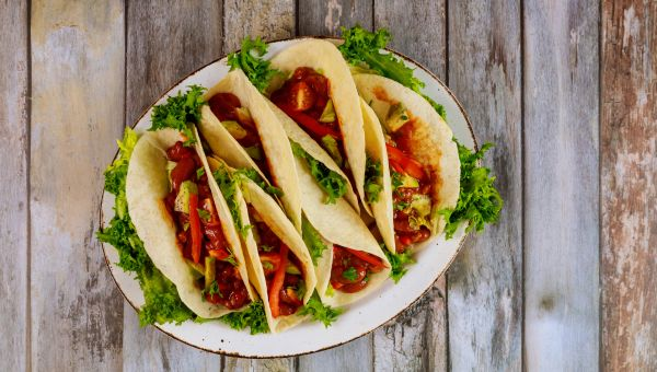 Dinner: Flank Steak Fajitas