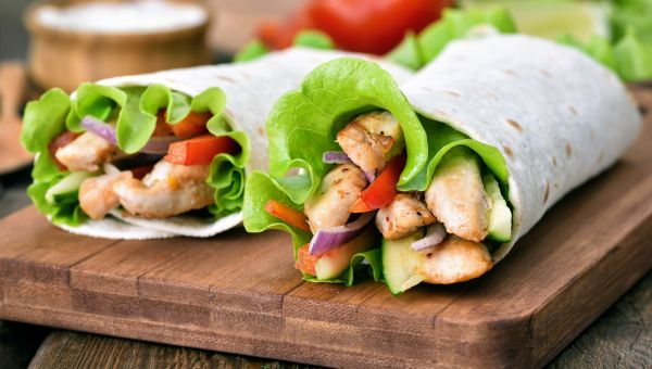Dinner: Wrap It Up with Burritos