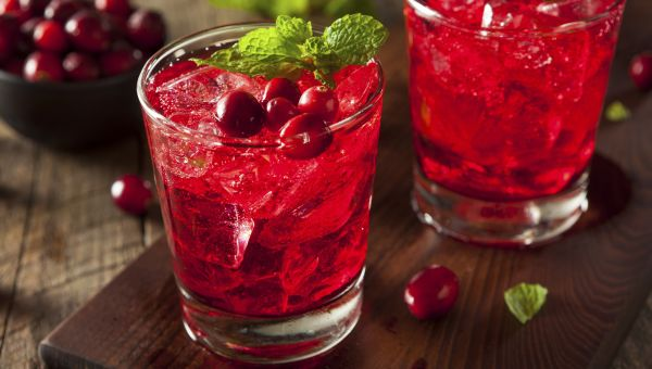 Vodka and Cranberry