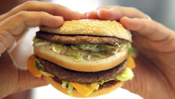 Grabbing Unhealthy Food On-the-Go