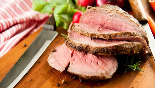 Red Meat: A Recipe for Aging