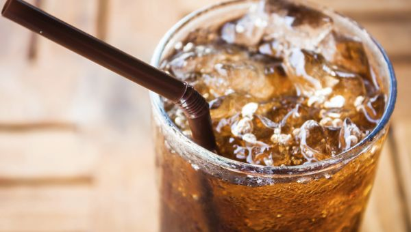 Drinking beverages loaded with sugar