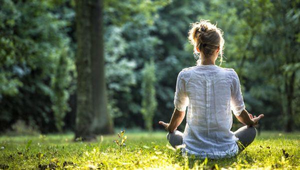 Anti-Aging Habit: Meditate