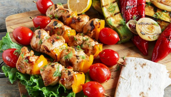 Secrets for a Healthier Cookout