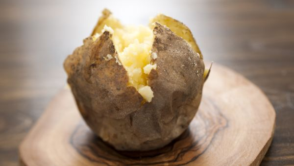 Best: Baked potatoes