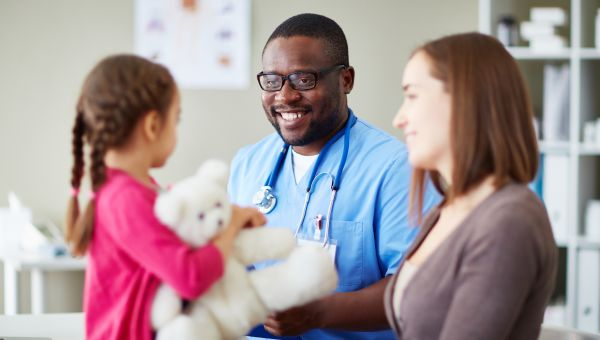 Work with the Pediatrician