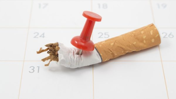 If you smoke cigarettes, quit.