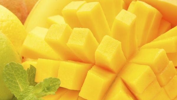 47. Mango cubes