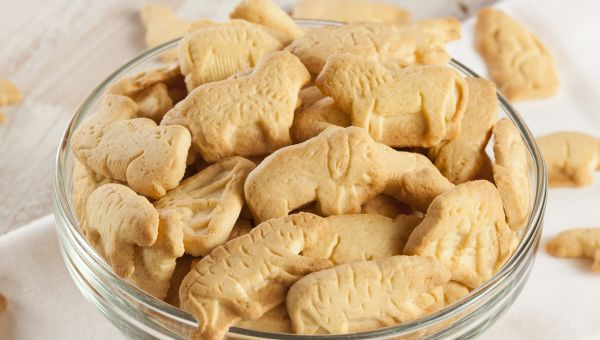 48. Animal crackers