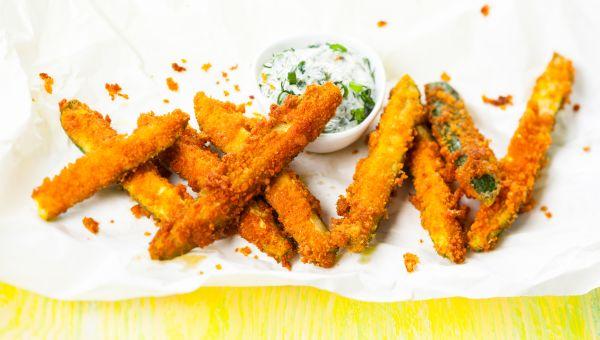 85. Zucchini fries