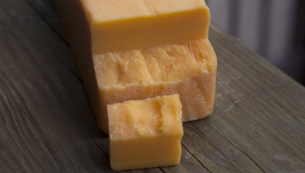 90. Sharp cheddar
