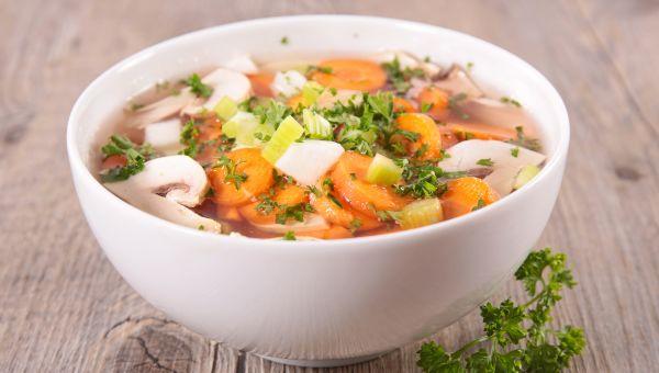 97. Vegetable soup