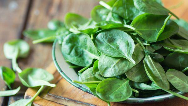 Premenopausal: Spinach