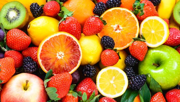 Fruit is healthy, so eat as much as you want