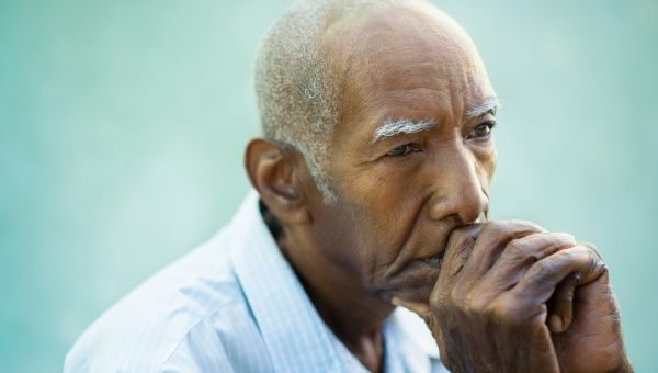 "You're becoming a ""grumpy old"" person"