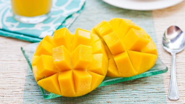 Sugar bomb: Mangoes