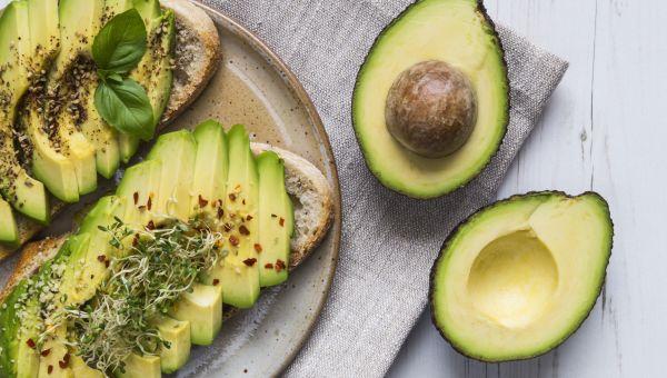 Calorie-dense avocado