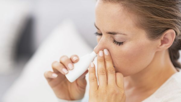 Try a nasal rinse
