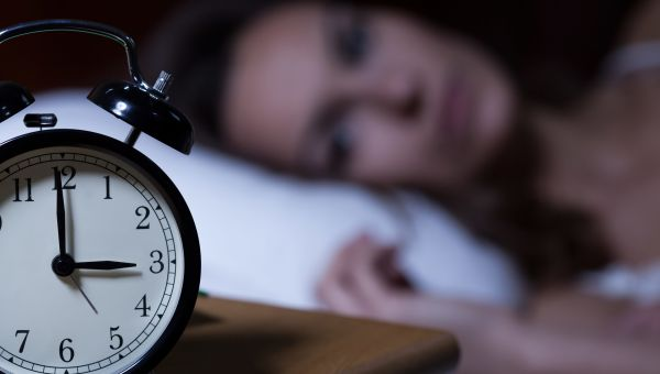 1. Difficulty Sleeping