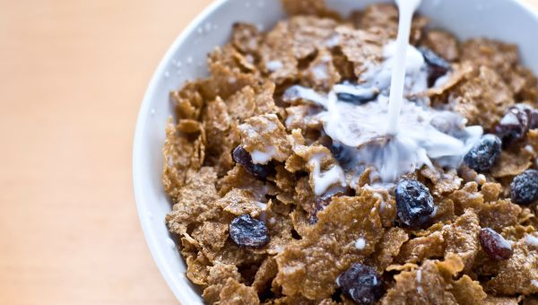 3. Fortified Cereals