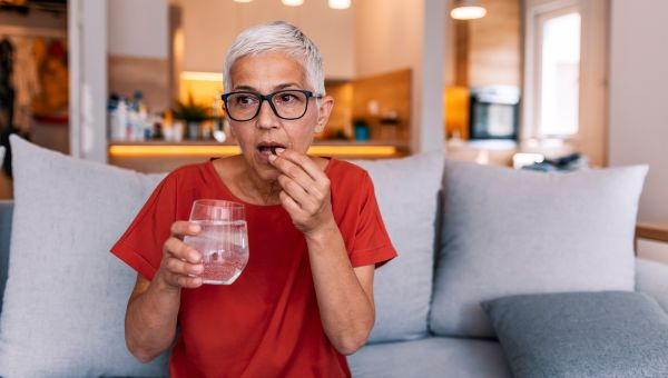 Consider menopausal hormone therapy