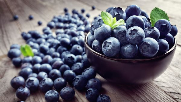 Choose: Blueberries