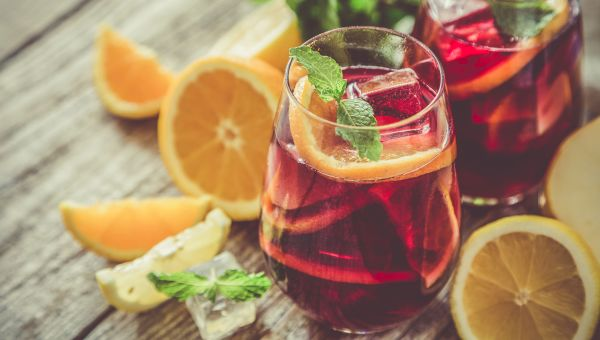 Special-Tea Sangria