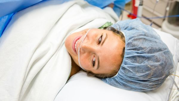 You'll (most likely) be awake through the whole procedure