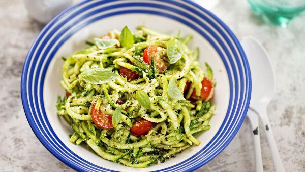 Dinner: veggie noodles