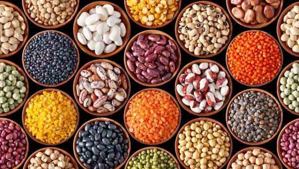 Enjoy: beans and legumes