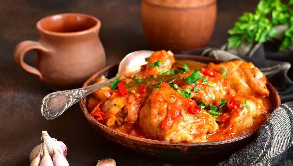 Italian-style chicken