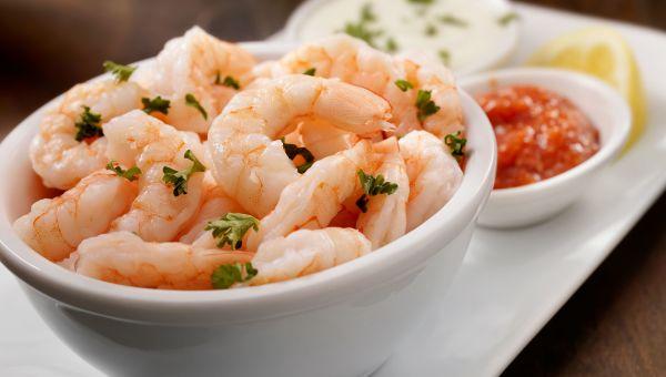 51. Shrimp cocktail