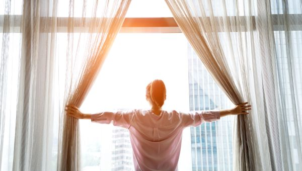 Tip #2: Get some sunlight