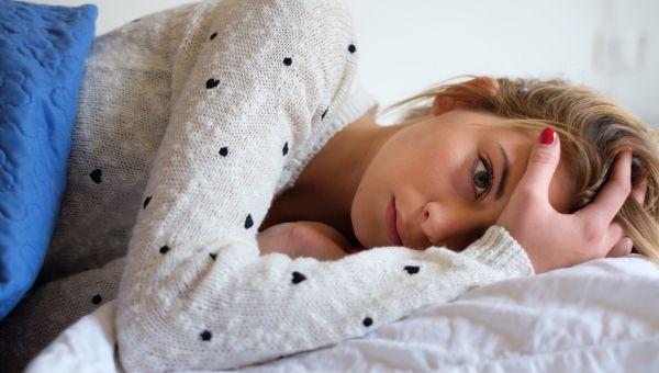 Changes in sleeping habits