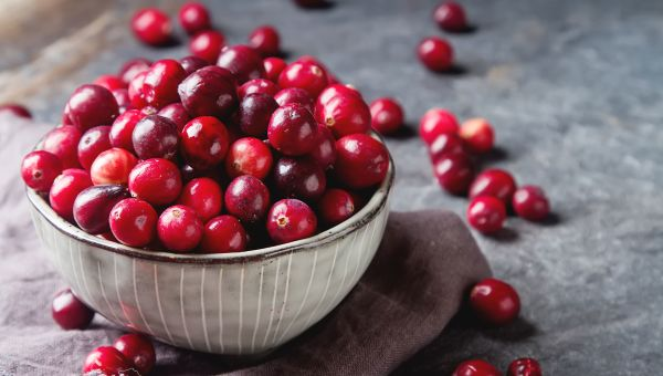 Give cranberries a try